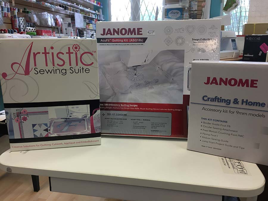 Janome Accessories