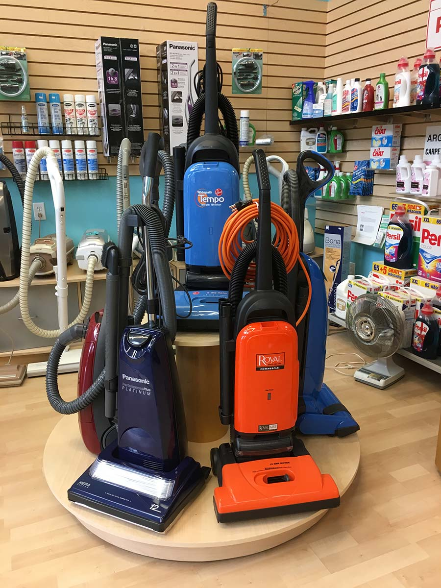 used vacuums